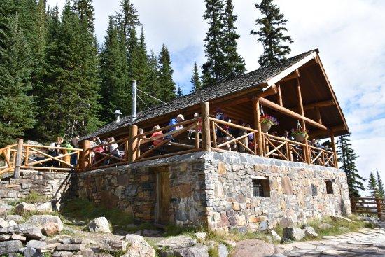 Canadian Rockies, Καναδάς: Lake Agnes Tea House