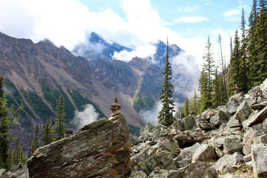 Les Rocheuses canadiennes, Canada : Stunning view