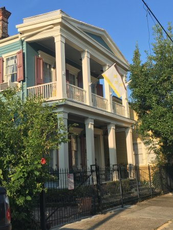 Photo of Marigny Manor House New Orleans