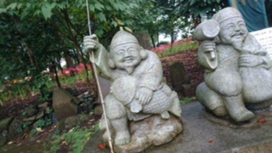 Matsudo, Japonya: 大黒様も