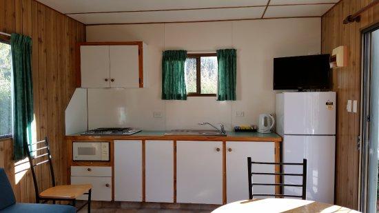 White Beach, Australien: Park cabin