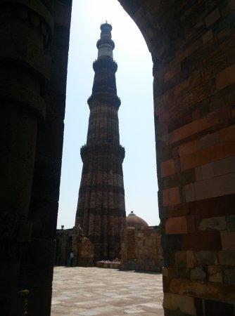 Qutub Minar Photo