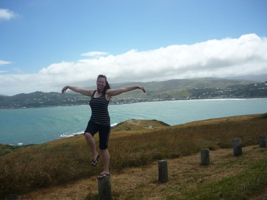 Walking around Porirua Harbour 2016