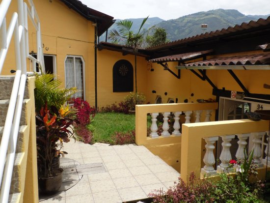 La Casa Amarilla : Area de descanso