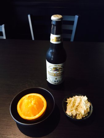 Хай-Спрингз, Флорида: Beer, fruit, salad