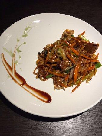 Хай-Спрингз, Флорида: Bamboo and Sichuan Beef