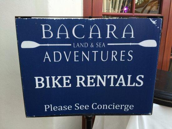 Goleta, Californië: 自転車貸し出しあり