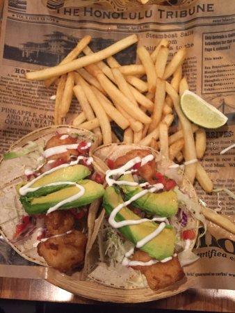 Pacific Catch : Delicious tacos!