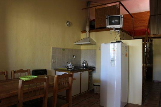 Complejo Las Hoyas: Departamento - Comedor  - para 4 personas
