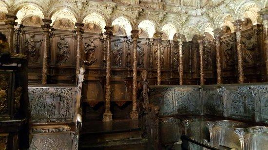 Province of Toledo, Spanyol: Coro.