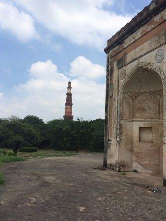 View of Qutub Minar