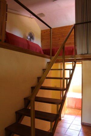 Complejo Las Hoyas: Departamento - Vista de las habitaciones