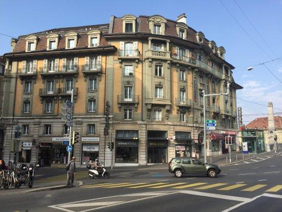 Hotel City Lausanne Rue Caroline