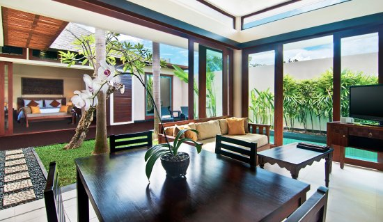 Anantara Vacation Club Bali Seminyak: Two Bedroom Living room