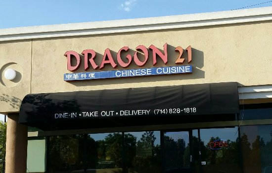 Cypress, CA: Dragon 21