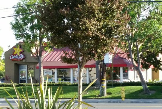 Cypress, CA: Carl's Jr.