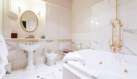 Yering, Australien: Stable Suite bathroom
