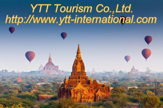 Yangon Region, พม่า: YTT Tourism Co.,Ltd. MYANMAR