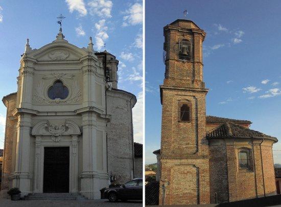 Barbaresco, Italien: Parrocchia di San Giovanni Battista