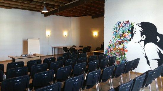 Utsira, Norge: Konferanserom