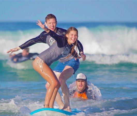 Stoked Surf School