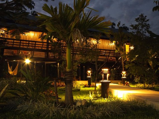 Little Village Chiang Mai: Longhouse