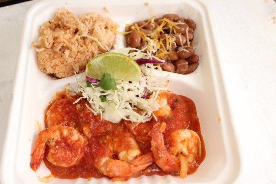 Chalupa's: Shrimp Diable