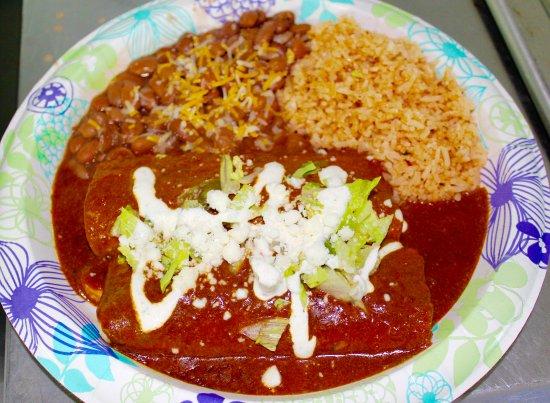 Chalupas Mexican Food Koloa Hi