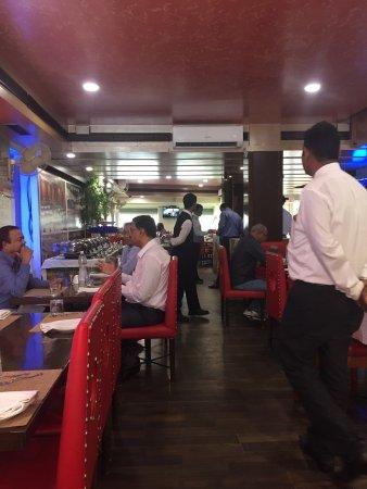 Rangoli Indian Restaurant Hours