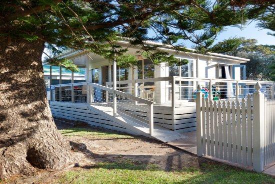Gerringong, Australia: Summerhouse Verandah