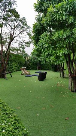 Viva Garden Serviced Residence: 20160920_153645_large.jpg