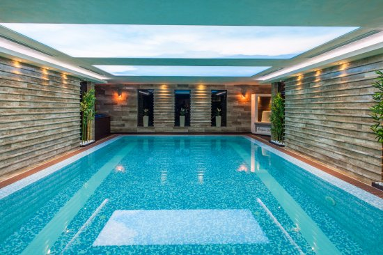Pool - Picture of Spa Hotel Ezeretz Blagoevgrad - Tripadvisor