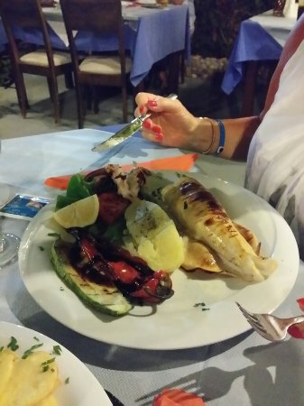 agkyra fish restaurant great sea foodd