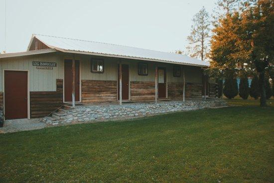 Entrance - Picture of Columbia River Guest Ranch, Okanogan - Tripadvisor