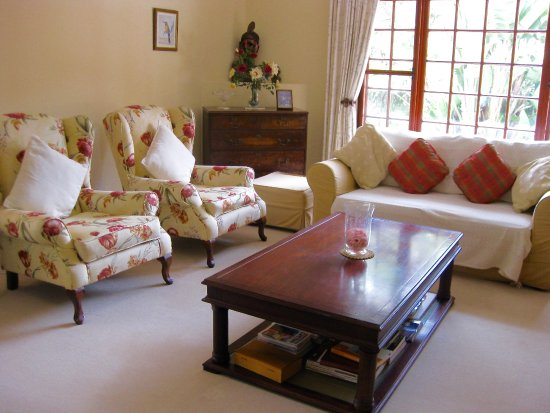 Malvern Manor Country Guest House: Guest Lounge