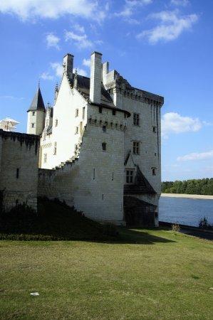 Montsoreau, فرنسا: kasteel van montsoreau