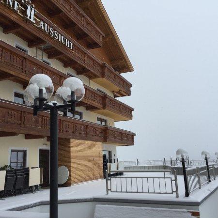 Hochsolden, Østrig: Außenansicht