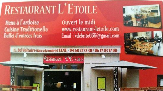 Elne, Francia: L'Etoile