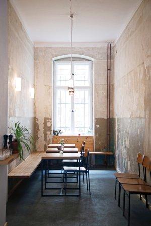 Neumanns Cafe Berlin Friedrichshain