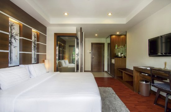 Bamboo House Phuket: Cozy Deluxe room