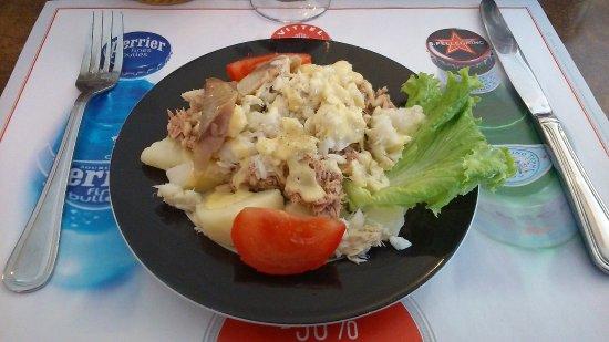 Puteaux, France: salade de la mer