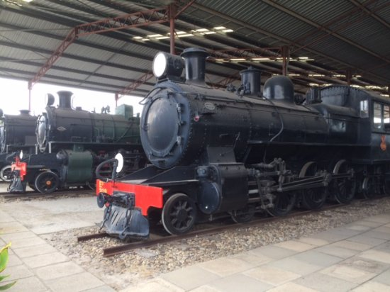 Bassendean, أستراليا: 4 - 6 - 2 class loco