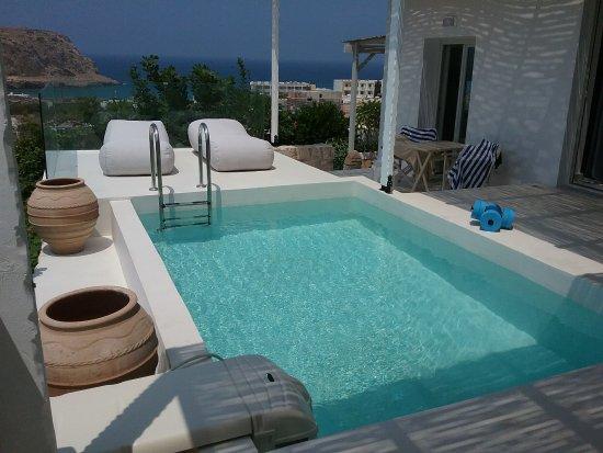 Arkassa, Grækenland: Villa Afroditi