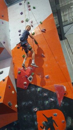 Rockit Climbing Gym