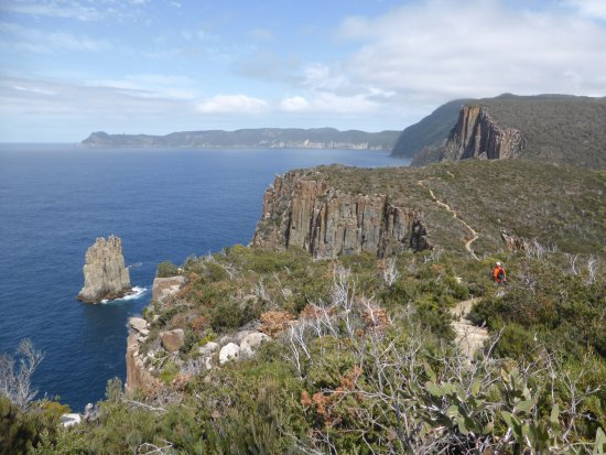 Port Arthur, Australia: Walk from Cape Hauy