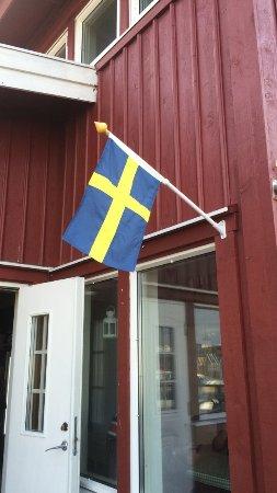 Donso, Σουηδία: The entrance into Noretti.