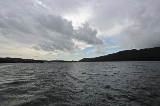 Windermere Lake Cruises: Lake view