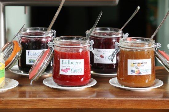 Gasthof Altes Casino : Hausgemachte Fruchtaufstriche