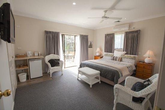 Batemans Bay, Australia: King Deluxe Room #6