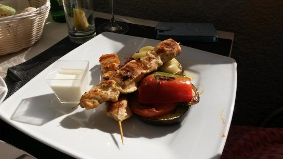 Island Hotel Istra: The best grilled chicked at the Lavanda Grill